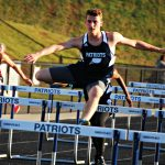 Powdersville High School Boys Varsity Track finishes 2nd place