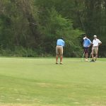 Powdersville High School Boys Varsity Golf finishes 1st place