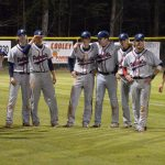 Powdersville High School Varsity Baseball beat Chesnee High School 7-6