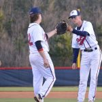 Powdersville Varsity Baseball beat Blacksburg 10-1; Takes lead for Region 1-AA