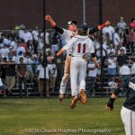 Powdersville Varsity Baseball beat Ninety Six High School 6-5 in playoffs