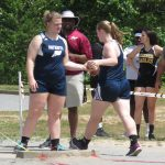 Powdersville High School Girls Varsity Track finishes 4th place