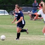 Powdersville High School Girls Varsity Soccer falls to Brashier Middle College 3-0