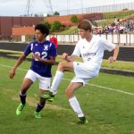 Powdersville Boys Soccer beat Saluda 3-2 in third OT of playoff round 2