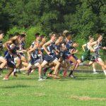 Powdersville High School Boys Varsity Cross Country finishes 1st place