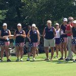 Powdersville High School Girls Varsity Golf finishes 4th place