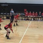 Powdersville High School Girls Junior Varsity Volleyball falls to Liberty High School 2-0