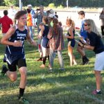 Powdersville High School Boys Varsity Cross Country finishes 3rd place