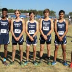 Powdersville High School Boys Varsity Cross Country finishes 1st place
