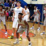Powdersville High School Boys Varsity Basketball falls to Wren High School 97-61