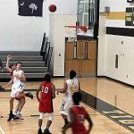 Powdersville High School Boys Junior Varsity Basketball falls to Crescent High School 32-29
