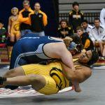 Powdersville High School Coed Varsity Wrestling beat Chesnee High School 42-39