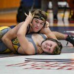 Powdersville High School Coed Varsity Wrestling beat Greenwood High School 49-21
