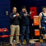 Powdersville High School Coed Varsity Wrestling falls to Clarke Central High School 62-25