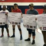 Powdersville Wrestlers Take Down Region Championships!