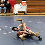 Powdersville High School Coed Varsity Wrestling beat Walhalla Senior High School 48-36