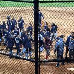 Powdersville High School Junior Varsity Softball falls to Southside Christian School 4-0