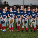 Powdersville High School Junior Varsity Softball falls to Pendleton High School 15-2
