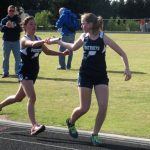 Girls Track Finishes Sixth of 11 teams at Golden Corners Invitational