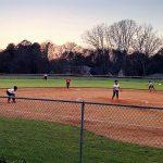 Powdersville High School Varsity Softball beat Southside High School 18-0