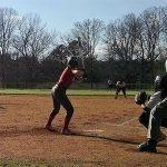 Powdersville High School Varsity Softball beat Southside High School 26-2