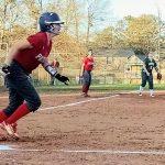 Powdersville High School Varsity Softball beat Berea High School 4-1