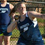 Powdersville High School Girls Varsity Track finishes 1st place