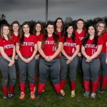 Powdersville High School Varsity Softball falls to Westside High School 3-0