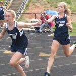 Powdersville High School Girls Varsity Track finishes 2nd place