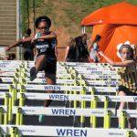 Powdersville High School Girls JV Track finishes 4th place