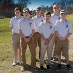 Powdersville High School Boys Junior Varsity Golf finishes 1st place