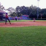 Powdersville High School Varsity Softball falls to Palmetto High School 7-1