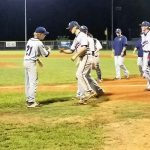 Powdersville High School Varsity Baseball beat Camden High School 9-1