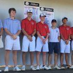 Powdersville High School Boys Varsity Golf finishes 3rd place