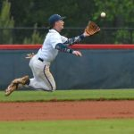 Powdersville High School Varsity Baseball falls to Mid-Carolina High School 9-2