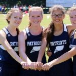 Powdersville High Girls Track Advance Five Athletes in Two Events to State Meet