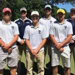Powdersville High School Boys Varsity Golf finishes 5th place