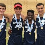 Powdersville Boys 4×400 Relay Wins State Championship; Team Finishes in 6th Overall