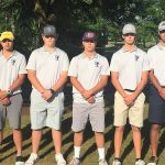 Powdersville High School Boys Varsity Golf finishes 12th place in AAA Tournament