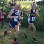 Powdersville High Girls Cross Country Run GTC Tiger Invitational