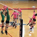 Powdersville High School Girls Junior Varsity Volleyball beat Easley High School 2-0