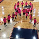 Powdersville High School Girls Varsity Volleyball beat Easley High School 3-2