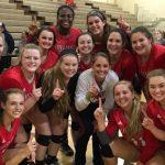 Powdersville Volleyball in State Finals TODAY 11/4/17