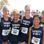 Powdersville High School Girls Varsity Cross Country finishes 15th place at State Finals