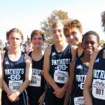 Powdersville High School Boys Varsity Cross Country finishes 6th place
