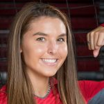 O'Neill Playing in Volleyball North-South All-Star Game