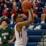 Boys Varsity Basketball falls to Berea 50 – 43