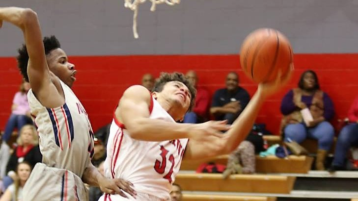 Boys Varsity Basketball falls to Palmetto 82 – 62