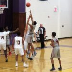 Boys Varsity Basketball falls to Emerald 63 – 53