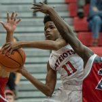 Boys Varsity Basketball beats Palmetto 59 – 58